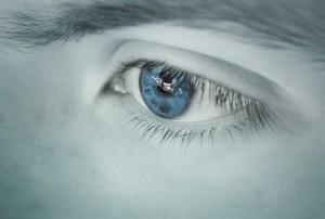 Reduce eye wrinkles