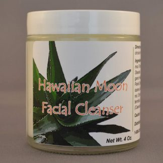 Hawaiian Moon Facial Cleanser