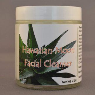 Hawaiian Moon Facial Cleanser