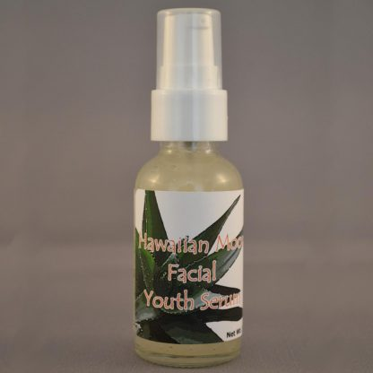 Hawaiian Moon Facial Youth Serum