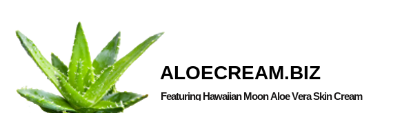 Hawaiian Moon Aloe logo
