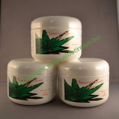 Three Hawaiian Moon 9oz jars