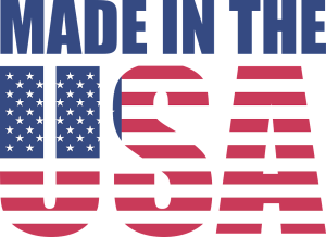 All of our products are MADE IN THE USA!